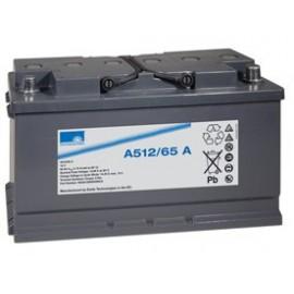 EXIDE Sonnenschein 12V - 65Ah - Dryfit A500 - B Auto - A512/65A