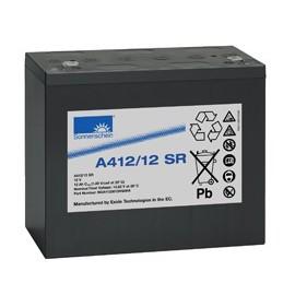 EXIDE Sonnenschein 12V - 12,0Ah - Dryfit A400 - LL - SR