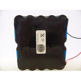 CHRONO PACK Pile Salin 10 + Sortie fil - 45V