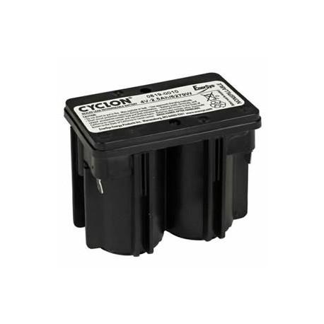 HAWKER Element MONOBLOC CYCLON 0819-0010 – Plomb Pur 4V - 2.5Ah