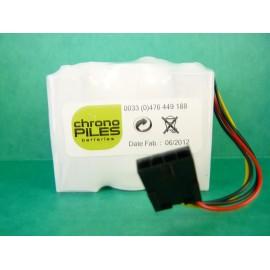 CHRONO Pack Batterie Alcaline + Lithium 18.0V + 3.6V - AALT4514-PF523