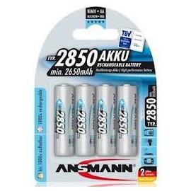 ANSMANN HR06 - AA 2850mAh - Blister x 4