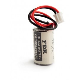 CHRONO Pile lithium CR14250 - 3V - 850mAh + connecteur
