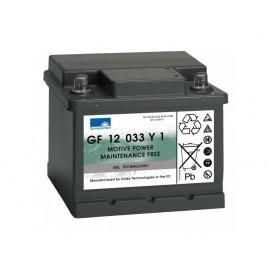 EXIDE Sonnenschein 12V - 33Ah - Dryfit A500C - B Auto - GF12033Y1
