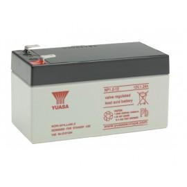 YUASA 12V - 1.2Ah - NP1.2-12 - AGM