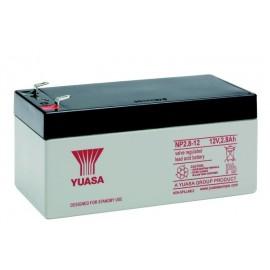 YUASA 12V - 2.8Ah - NP2.8-12 - AGM