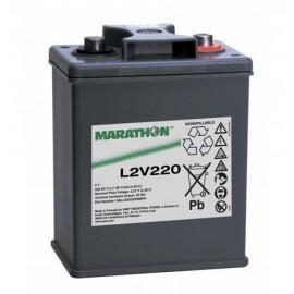 EXIDE Marathon 2V - 220 Ah - Long Life - L2V220