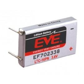 Pile Lithium Prismatique 3.6V – LTC-16 - EF702338