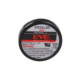 Pile lithium 3.6v - 1/10D – SL389 - SL889 - ER32L65