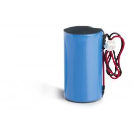 CHRONO Pile Batterie Alarme Compatible DSC Alexor - D - LSH20 - 3,6V - 14.5Ah + Connecteur Centrale WT4911