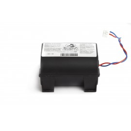 CHRONO Pile Batterie Alarme Compatible LABEL CESAR BL13 - D - LSH20 - 7.2V - 13Ah + Connecteur