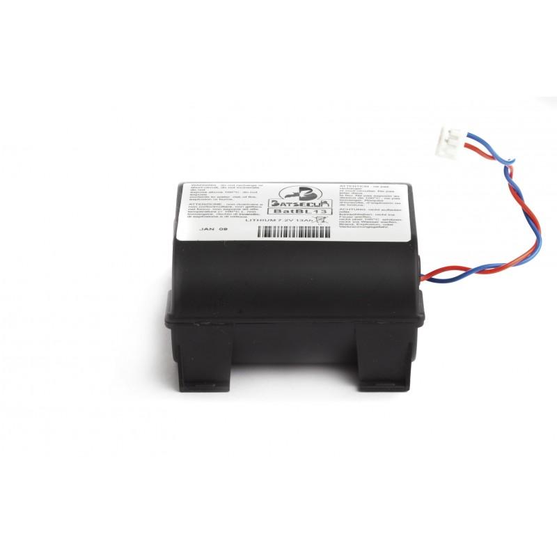 chrono pile batterie alarme compatible label cesar bl13 d lsh20 7 2v 13ah connecteur. Black Bedroom Furniture Sets. Home Design Ideas