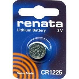 RENATA Pile Bouton Lithium - CR1225 Standard - TSXBATM03