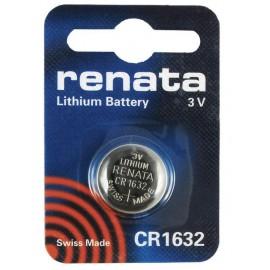 RENATA Pile Bouton Lithium - CR1632 Standard
