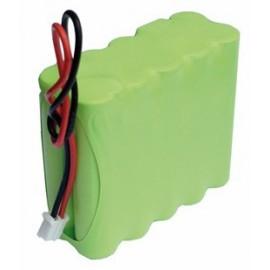CHRONO Pack Batterie NiMh – 12.0V – 0.7Ah – Alarme Incendie Neutronic