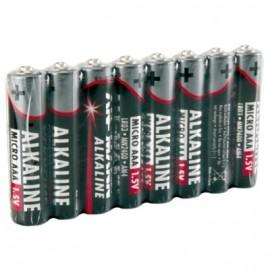 Ansmann Piles LR3 - LR03 - AAA - Pack de 8