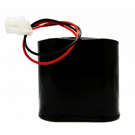 pile batterie alarme piscine dsp80 s5 2lr20 alcaline 3v 18ah connecteur blanc. Black Bedroom Furniture Sets. Home Design Ideas