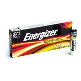 ENERGIZER LR03 - AAA Industrial - UM4 - Boite de 10