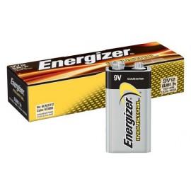 ENERGIZER 6LR61 - 9V Industrial - Boite de 12