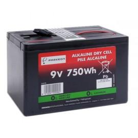CEGASA Pile Alcaline 6AS3/90D - 9V - 90 Ah