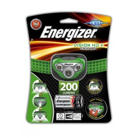 ENERGIZER Lampe Frontale LED Vision HD+