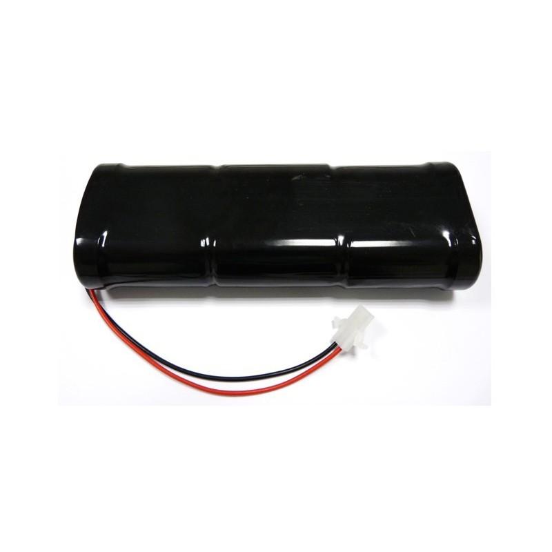 Chrono pile batterie alarme piscine compatible aquaplouf 6lr20 alcaline 9v 18ah - Connecteur pile 9v ...