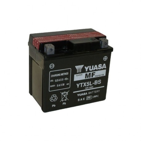 batterie moto 5ah