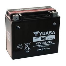 YUASA Batterie Moto 12V – 18Ah - YTX20L-BS