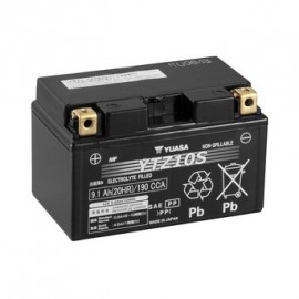 YUASA batterie moto 12V - 8.6Ah - YTZ10S