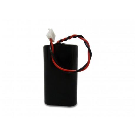 CHRONO Pile Batterie Alarme Compatible SIEMENS - AA - 6.0V - 2.0Ah + Connecteur