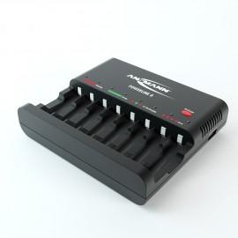 ANSMANN Chargeur de 1 à 8 accus AAA/AA NiMh - Livré sans accu